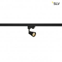 SLV 152640 Avo zwart 1xgu10 3-fase railspot