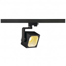 SLV 152750 Euro Cube 60º 2100lm zwart LED railverlichting