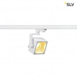 SLV 152751 Euro Cube 60º 2100lm wit LED railverlichting