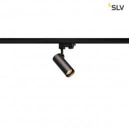 SLV 152960 helia 50 led zwart 1xled 3000k 3-fase