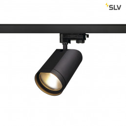 SLV 152980 Bilas single zwart 60º 3-fase railverlichting
