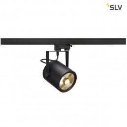 Actie SLV 153420 Euro Spot ES111 zwart 3-fase railverlichting