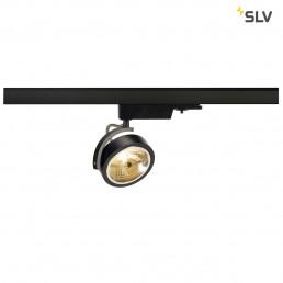 SLV 153580 Kalu Track QRB111 zwart 3-fase railverlichting