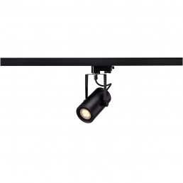 SLV 153910 Euro Spot Integrated LED 24º 2700K zwart railverlichting