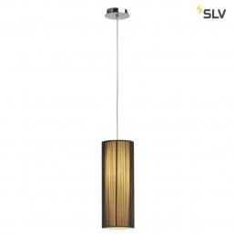 SLV 155380 Lasson PD-2 zwart hanglamp