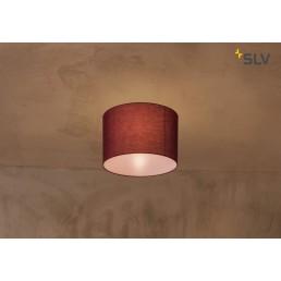 SLV 155550 fenda plafondrozet zwart 1xe27