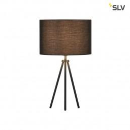 SLV 155580 fenda lampenkap d300/h200 zwart