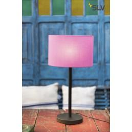 SLV 155589 fenda lampenkap d300/h200 roze