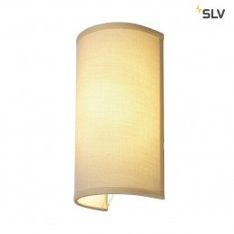 SLV 155643 Soprana WL-2 beige wandlamp