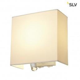 SLV 155673 Accanto Ledspot beige wandlamp