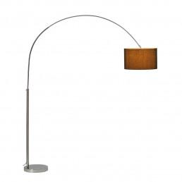 SLV 155720 Soprana Bow zwart vloerlamp