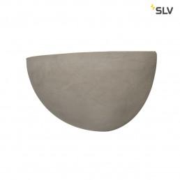 SLV 155750 Soprana solid WL-1 beton wandarmatuur