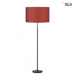 SLV 155790 fenda staande lamp voet enkel zwart 1xe27
