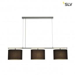 155870 SLV Triadem zwart hanglamp