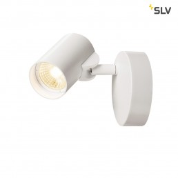 Actie SLV 156501 helia led single wit 1xled 3000k