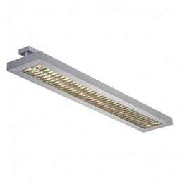 SLV 157534 Long Grill Ceiling kantoorverlichting