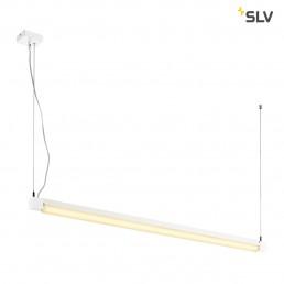 SLV 157671 Open Grill led single twist wit
