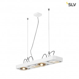 SLV 159221 aixlight r2 long wit 4xgu10