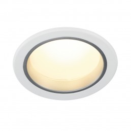SLV 160421 Downlight 15 wit 1xled 3000K 7W