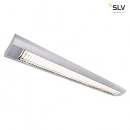 SLV 160864 Tristan T8 58W zilvergrijs kantoorverlichting