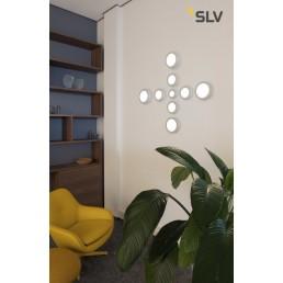 SLV 162923 Senser LED 14W wit wand- en plafondarmatuur