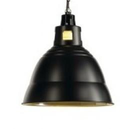 Aanbieding zwarte SLV 165359 Para 380 lampekap