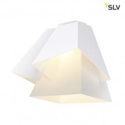 SLV 165431 soberbia wandlamp wit 1xled 2700k