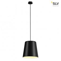 SLV 165510 tinto zwart 1xe27
