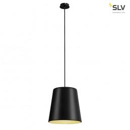 SLV 165520 tinto zwart/goud 1xe27