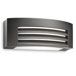 Aanbieding Philips Fragrance 171059316 antraciet myGarden wandlamp