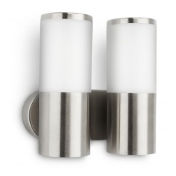 Philips Jasmine 171864716 RVS myGarden wandlamp