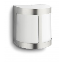 Philips Parrot 173004716 rvs myGarden wandlamp