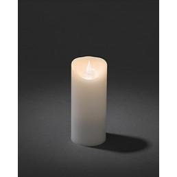 1832-100 Konstsmide wax kaars led 3D vlam