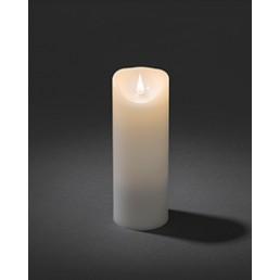 1833-100 Konstsmide wax kaars led 3D vlam