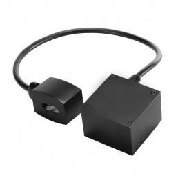 SLV 184004 voeding voor easytec ii zwart kabellengte: 40cm