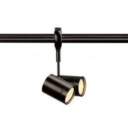SLV 184440 bima 2 voor easytec ii zwart 2xgu10
