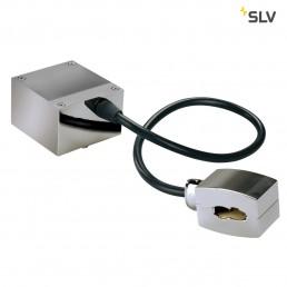 SLV 185002 Easytec II voeding chroom railverlichting