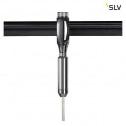 SLV 185294 Easytec II pendelarmaturen adapter chroom railverlichting