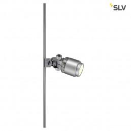 SLV 186042 POWERLED SPOT zilvergrijs 1xLED 3000K GLU-TRAX