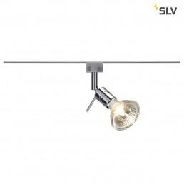 SLV 186272 SOLO 90° chroom 1xGX5,3 voor GLU-TRAX