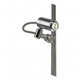SLV 186562 LED SPOT chroom 1xLED 3000K MINI ALU TRACK