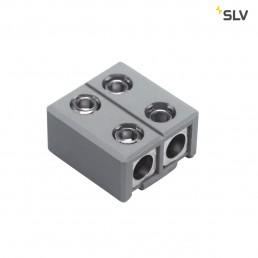 SLV 186952 Voeding/doorverbinder voor GLU-TRAX grijs