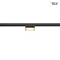 188550 SLV m-track adjustable light zwart 1xled 3000k