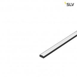 SLV 213830 eindkappen glenos lijnprofiel 1809 zwart mat, 2st