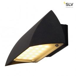 SLV 227050 Nova LED zwart wandlamp buiten