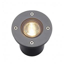 Actie 1 stuk SLV 227450 N-Tic Round grondspot buitenverlichting