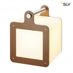 SLV 227547 Omnicube mobiele buitenlamp