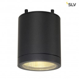 SLV 228505 Enola_C Out CL antraciet led plafondlamp buiten