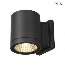SLV 228515 Enola_C Out WL antraciet led wandlamp buiten
