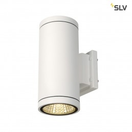 SLV 228521 Enola_C Out Up-Down wit led wandlamp buiten